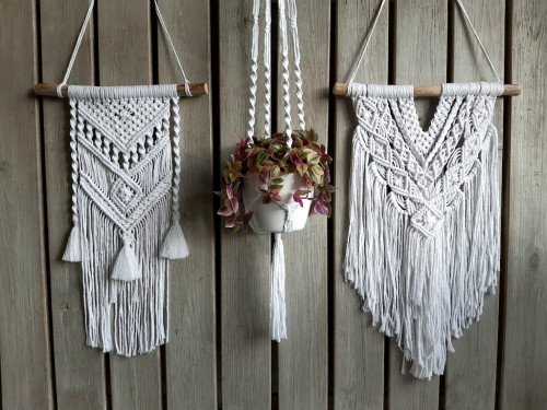 Macrame-workshop la 28.9.2019