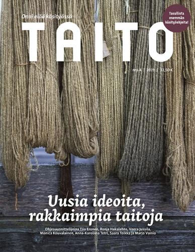 Taito-lehti 04/2019