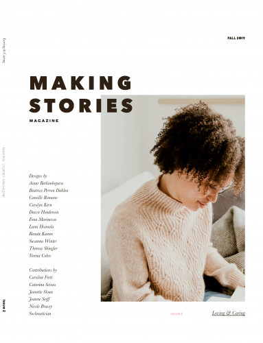 Making Stories Magazine Issue 2