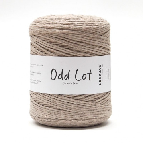 Odd Lot Mop Yarn beige