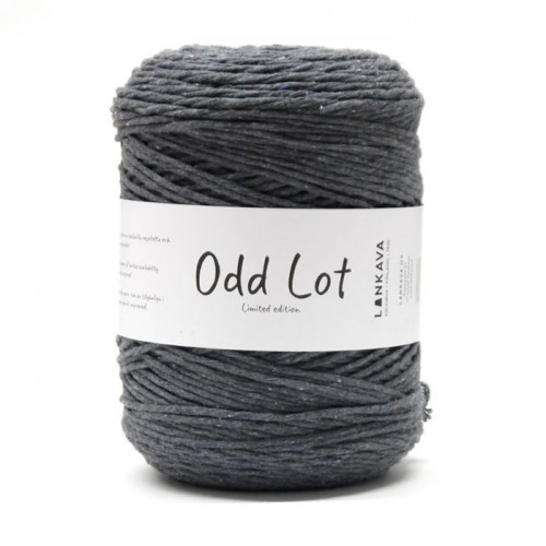 Odd Lot Mop Yarn grey