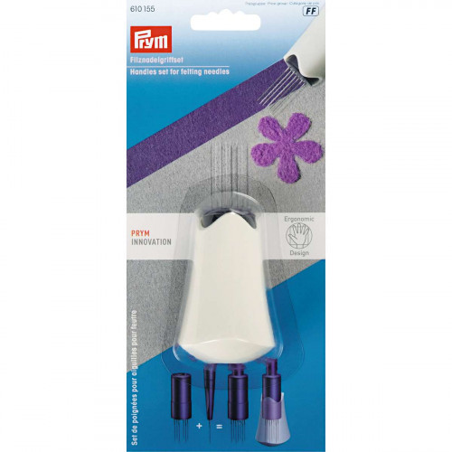 Prym Handles Set for Felting Needles