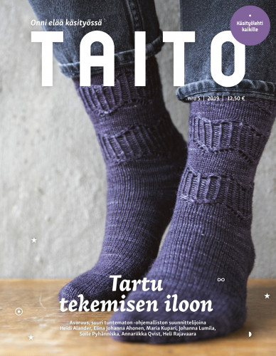 Taito-lehti 05/2019