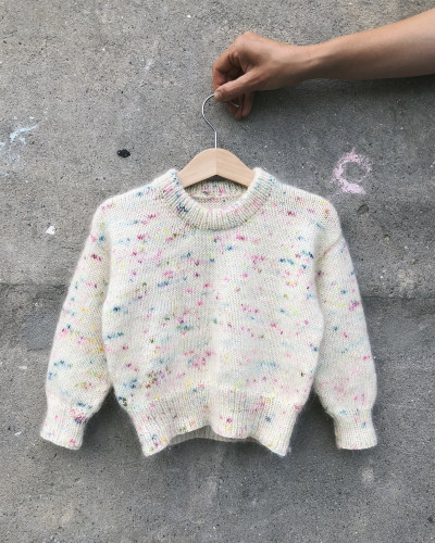 Stockholm Sweater Junior by PetiteKnit pattern English