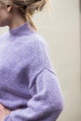 Balloon Sweater by PetiteKnit -neuleohje EN