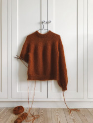 Novice Sweater by PetiteKnit -neuleohje EN