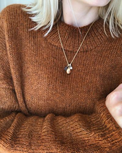 Oslo Sweater by PetiteKnit pattern English