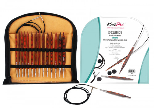 Cubics Deluxe Interchangeable Needle Set