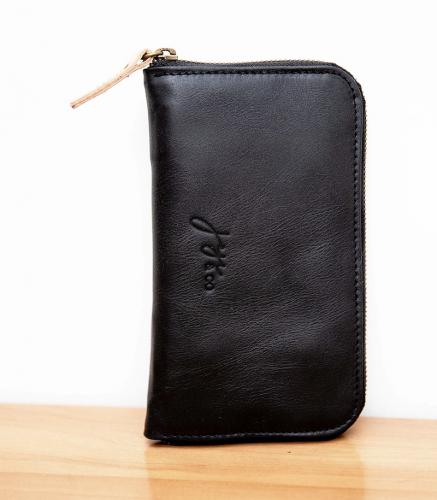 Joji & Co. FIX Needle Wallet black