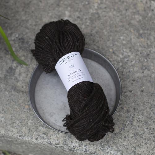 Tukuwool Hakamaa DK Natural Black