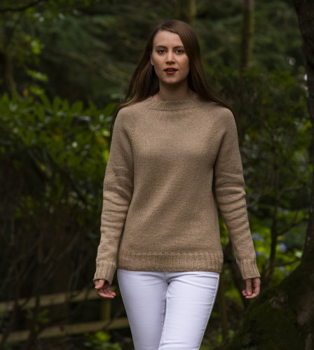 One Sweater DK English pdf pattern