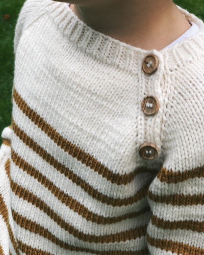 Seaside Sweater by PetiteKnit pattern English
