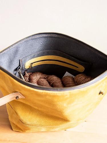 Joji & Co. XL BA Bag keltainen