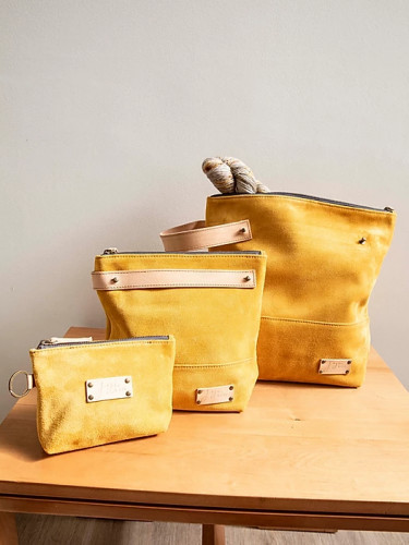 Joji & Co. XL BA Bag Yellow