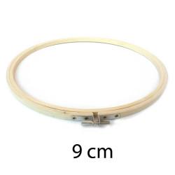 Embroidery hoop 9 cm