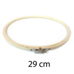 Kirjontakehys 29 cm
