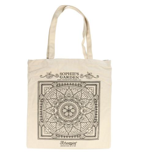 Scheepjes Sophie's Universe-Garden canvas bag 42x38cm