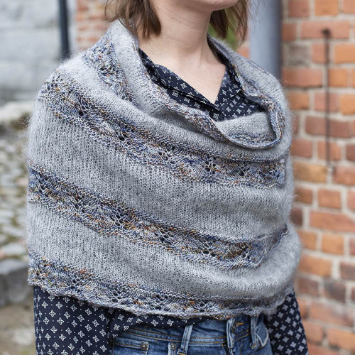 Seashore Cowl is a Fall Favorite