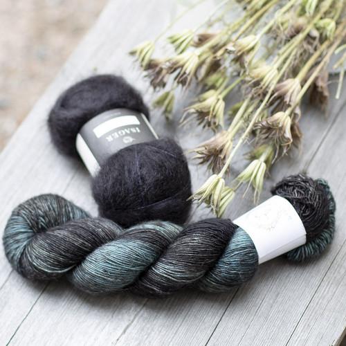 Seashore Cowl Yarn Set 5