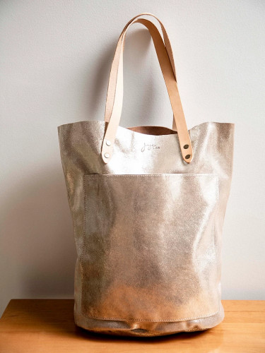 Joji & Co. CBA Tote Copper