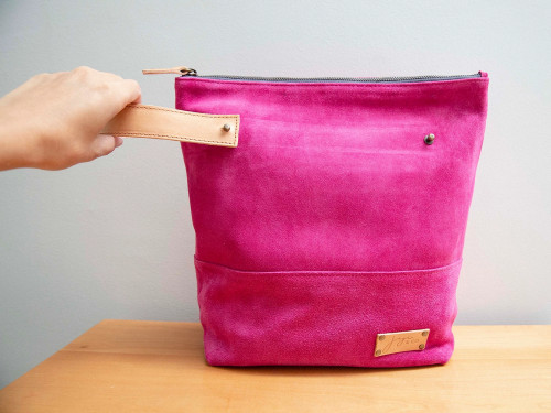 Joji & Co. XL BA Bag Hot Pink