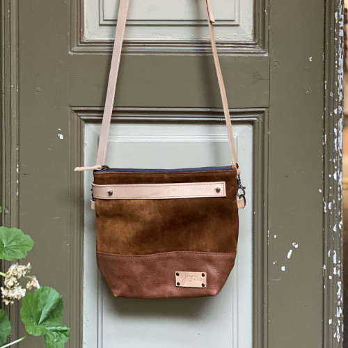 Joji & Co. BA Crossbody Bag Brown