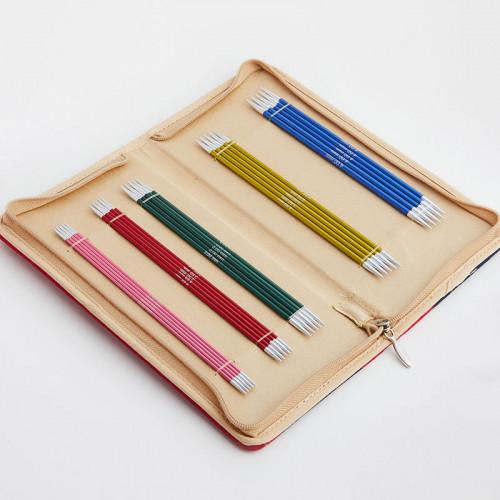 Knit Pro Zing Double-Pointed Needle Set 15 cm