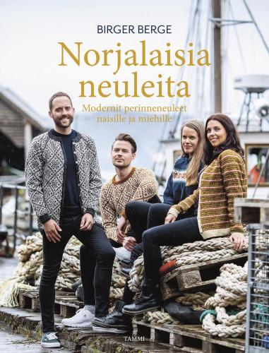 Norjalaisia neuleita - Birger Berge, Finnish