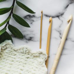 Knit Pro Bamboo Crochet Hook