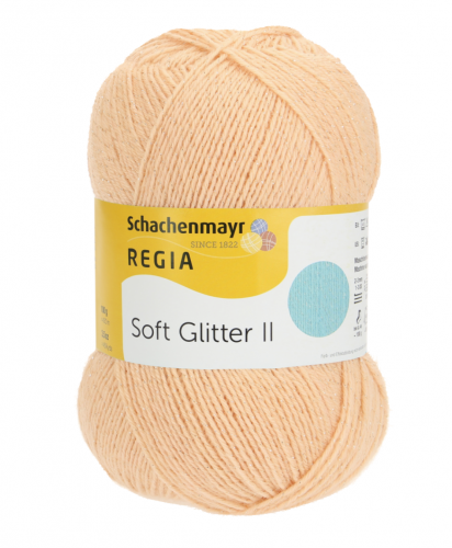 Regia Soft Glitter 034 nude
