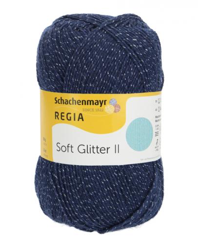 Regia Soft Glitter 055 night blue