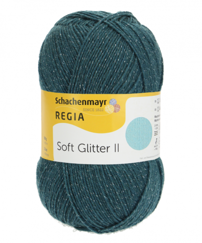 Regia Soft Glitter 065 teal