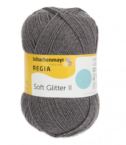 Regia Soft Glitter 097 grey