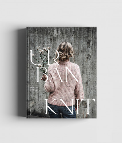 Urban Knit - Modern Nordic Patterns, English