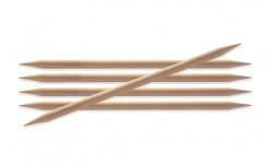 KnitPro Basix Birch Double Pointed Needles
