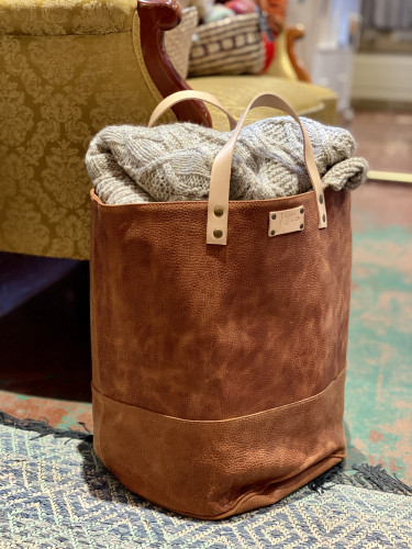 Joji & Co. PAMPA XL Bucket Brown
