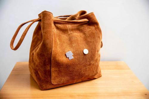 Joji & Co. XL HOBO Bag brown