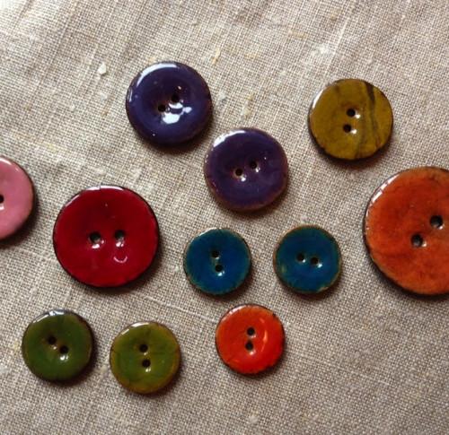 Coconut button 31 mm