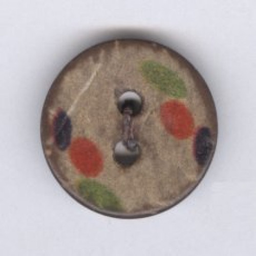Coconut button spot