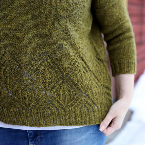 New Pattern from Anna Johanna - Ylväs