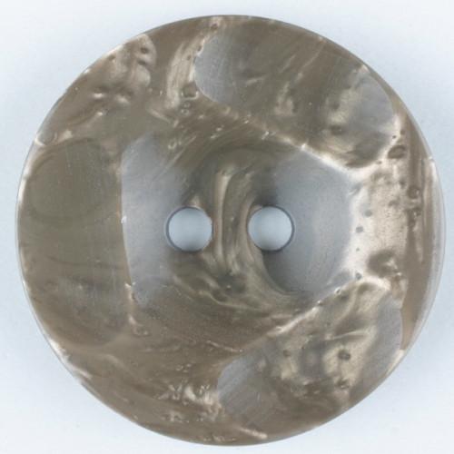 Muovinappi koverrettu 30 mm