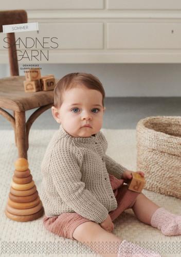 2106 Sommer Baby booklet EN/GE