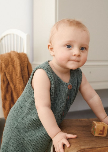 2106 Sommer Baby -ohjevihko EN/GE