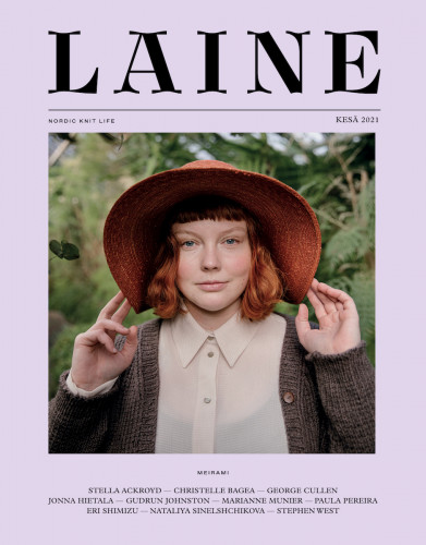 Laine Magazine Issue 11 - Meirami Finnish