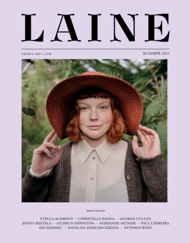 Laine Magazine Issue 11 - Marjoram English