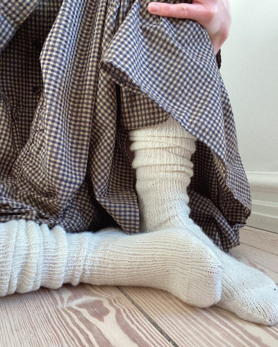 Penny Socks by PetiteKnit pattern English