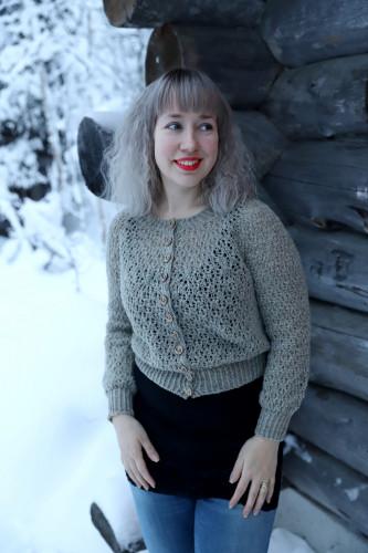 Anna Johanna - Matta Lankapaketti 3XL-4XL