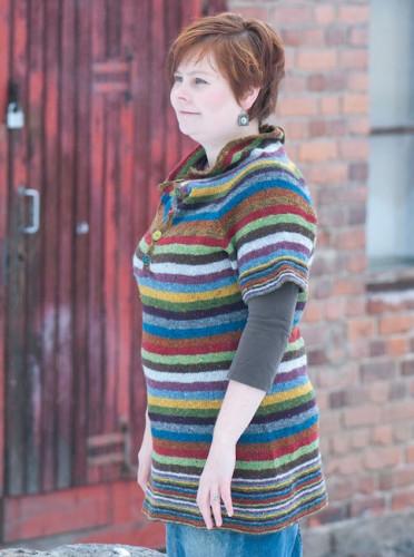 Stripe Love Knitting Pattern