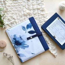 Knitting Chart Keeper Blossom Small