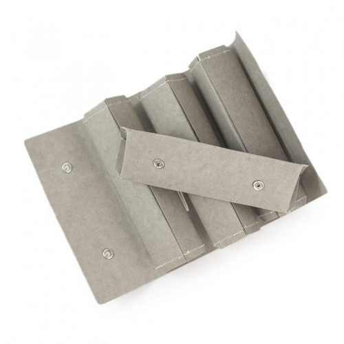 Cocoknits Accessory Roll - grey